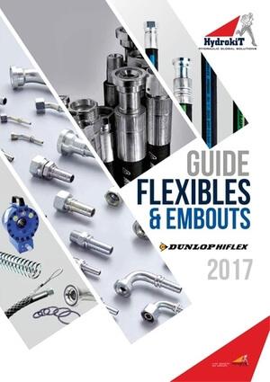Afficher le Guide Flexibles et Embouts