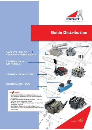 Afficher le Guide Distribution