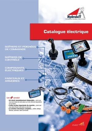 Catalogue électrique