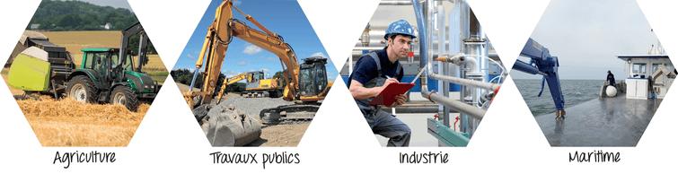Les métiers d'Hydrokit Services