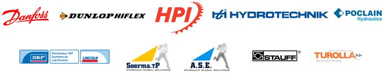 Partenaires d'Hydrokit Services