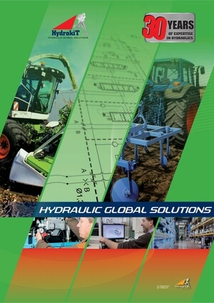 Catalogue agricultural equipment