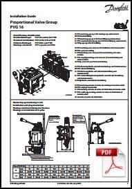 Service manual PVG16