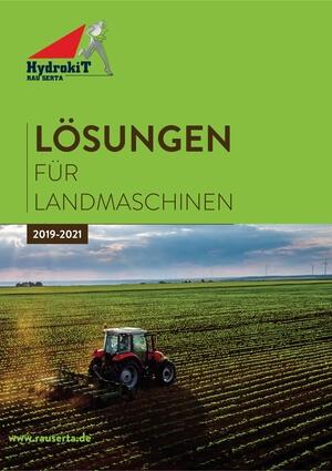 Katalog Lösungen für Landmaschinen