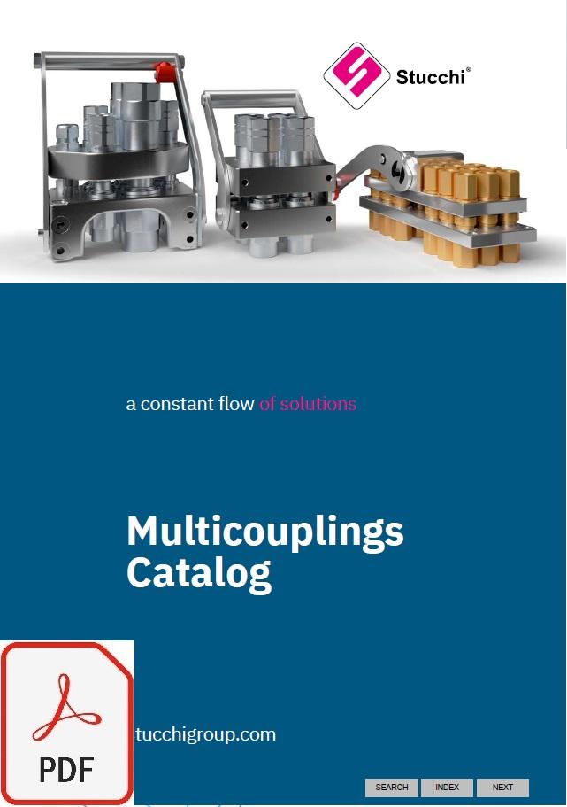catalogue général multicoupleur Stucchi