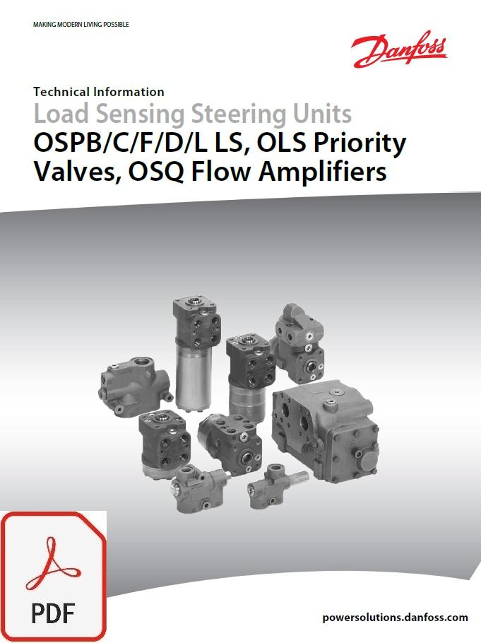 catalogue technique orbitrol LS