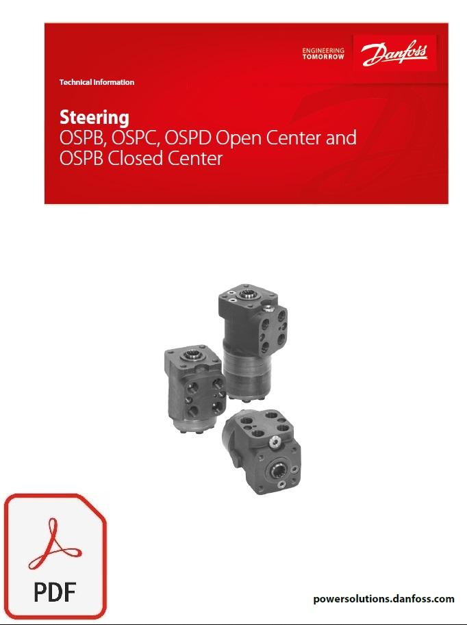 catalogue technique OSPB OSPC OPSD