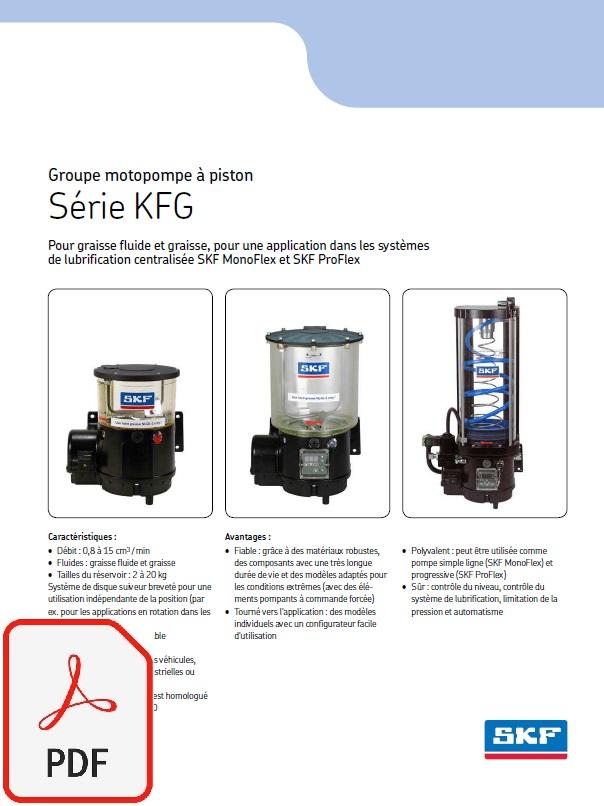 catalogue KFG