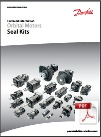 information technique seal kit danfoss