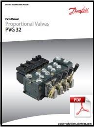 Parts Manual PVG32
