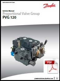 Service manual PVG120