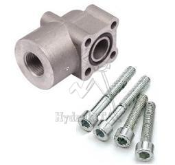 FLANGE FOR GEAR PUMP 3/4