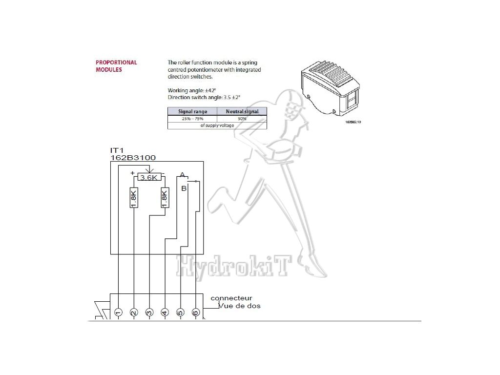 Danfoss Pressure Switch Wiring Diagram : Sauer danfoss joystick wiring diagram