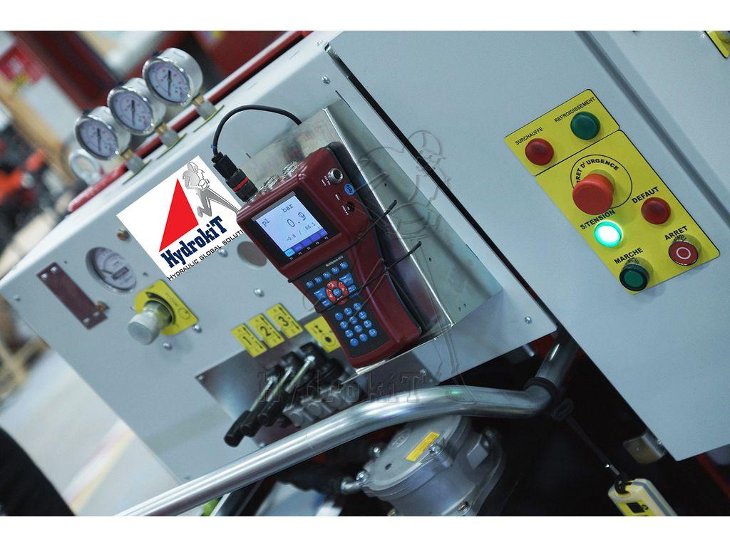 Workshop Power Unit 3kw Three Phase 380vac Control Hydraulic Description