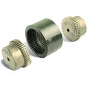 Polyamide shaft couplings
