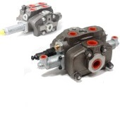 Spool valves for construction equipments