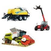 Centralised greasing systems for agricultural machinery