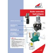 Guide centrales hydrauliques