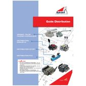 Guide distribution