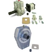Pumps / multiplier gearboxes