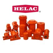 HELAC rotary actuator
