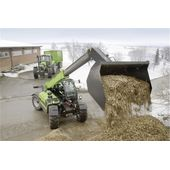 Ride control kits for telehandlers