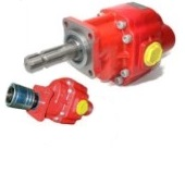 Agricultural PTO drive cast iron pump