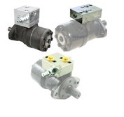 Flange-mountable valves