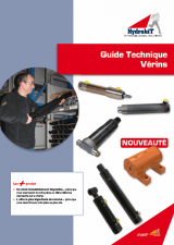 Guide vérins hydrauliques HYDROKIT