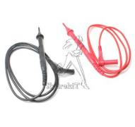TEST LEADS FOR MULTIMETER