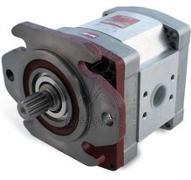 Flange counter-bearing SAE B shaft