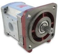 Flange counter-bearing SAE C spline