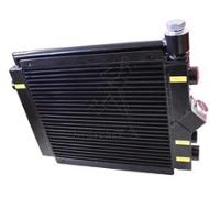 HEAT EXCHANGER AIR / OIL 45-160LPM WITHOUT FAN