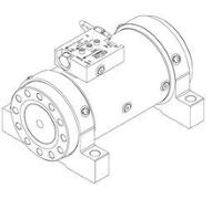 Rotating cylinder HELAC L30-17- 180