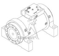 Rotating cylinder HELAC L30-25- 180